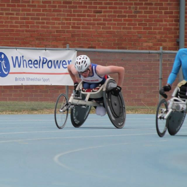 Nathan Maguire -                         Disability Athletics