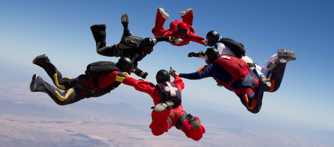An Introduction To Competitive Skydiving