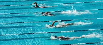 How To Swim Train For A Sprint Finish
