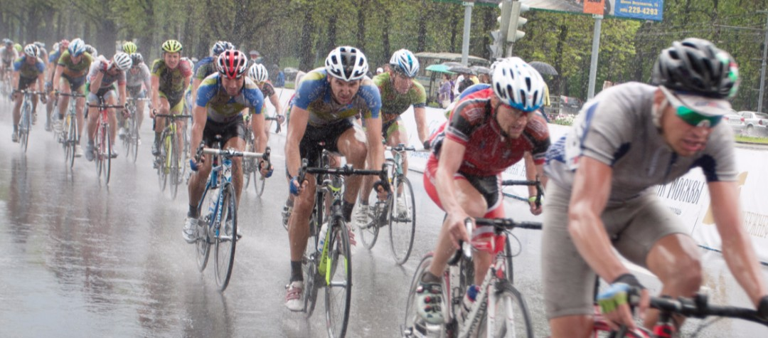 Dealing With Wet Weather On A Road Bike