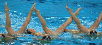 Synchronised Swimming Judging And Points Scoring