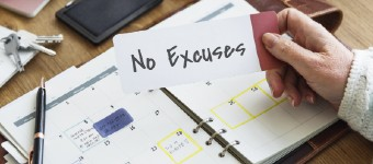 New Year Resolution Excuses Quashed