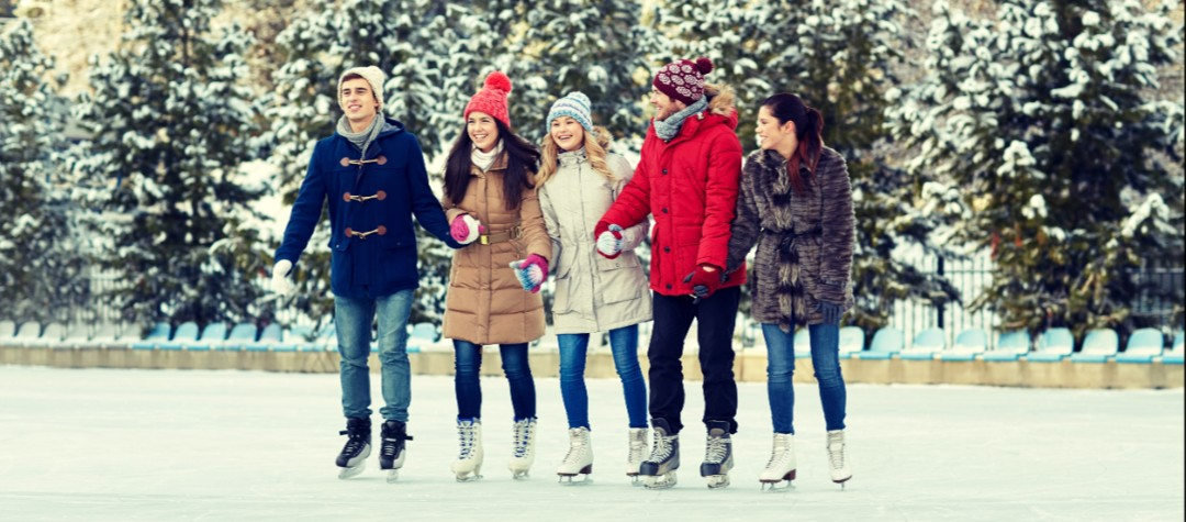 Ice Skating For Beginners