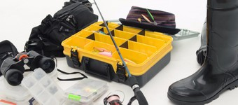 Basic Coarse Fishing Kit For Beginners