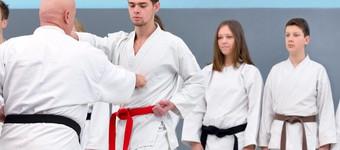 Basic Karate Techniques