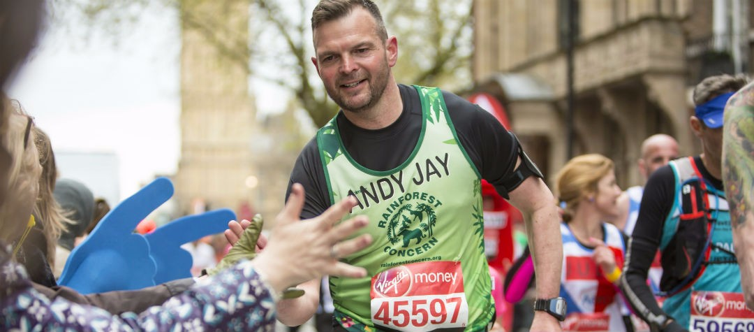 What Support Package Can Charity Runners Expect?