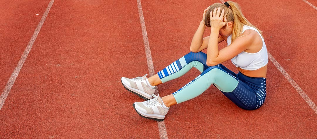 How To Recover From A Bad Race