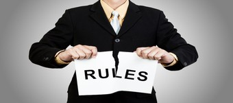 10 Rules To Break If You Want To Get Ahead