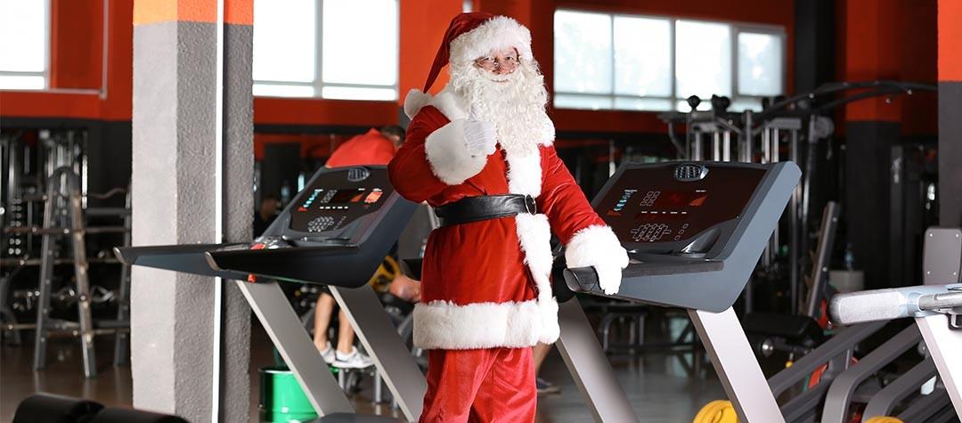 Fitness At Christmas