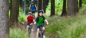 Get Your Kids Active Through Exercise