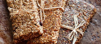 High Carb Malty Fruit Energy Bar Recipe