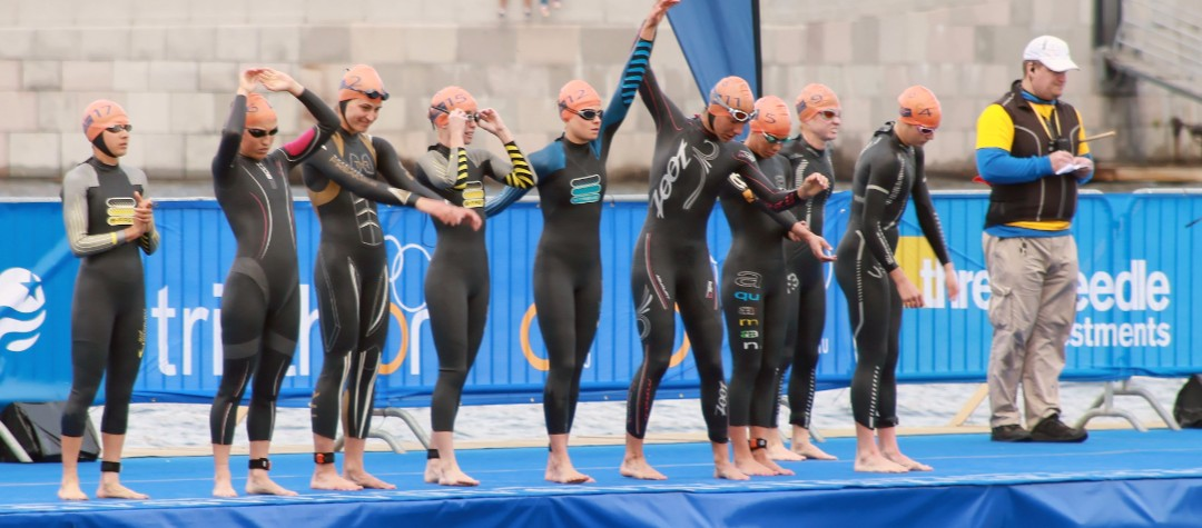 Top Tips For Warming Up For Triathlon