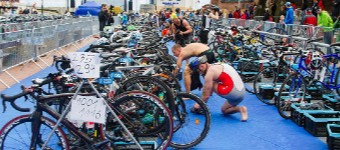 Time Saving Triathlon Transition Tips