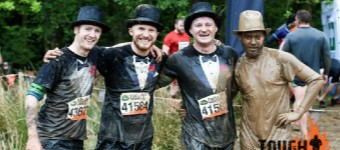 5 Reasons To Do A Tough Mudder For Charity