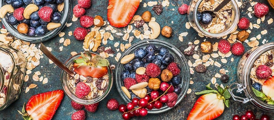 5 Clean Eating Snacks