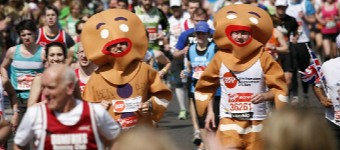 Tips For Running A Marathon In Costume