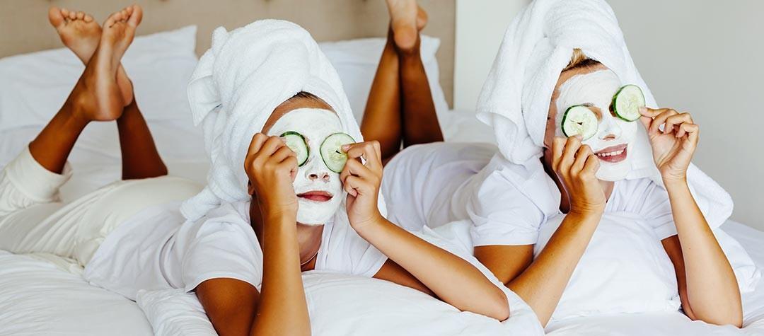 10 At-Home Spa Treatments