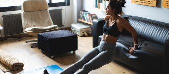 5 Ways to Burn More Calories with Your Home Workout