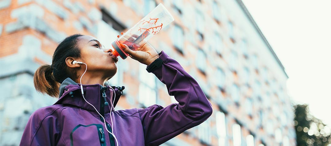 How Much Water Do Runners Need?