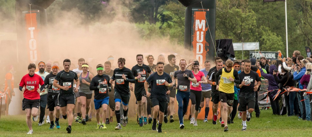 Ultimate Tough Mudder Guide