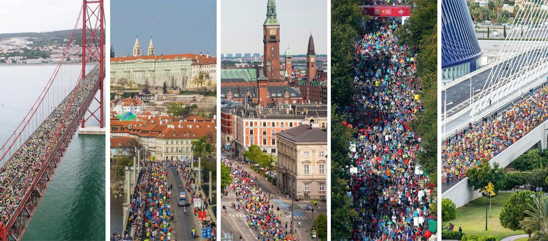 Introducing SuperHalfs - Europe's most exciting new half marathon series
