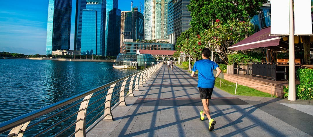 10 Must Dos When Running In An Overseas Event