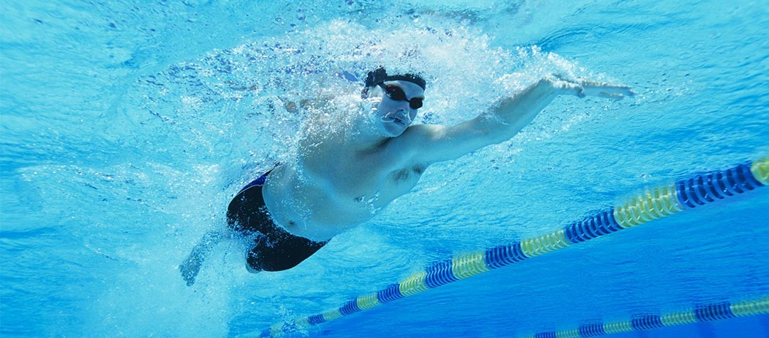 How To Become A Better Pool Swimmer