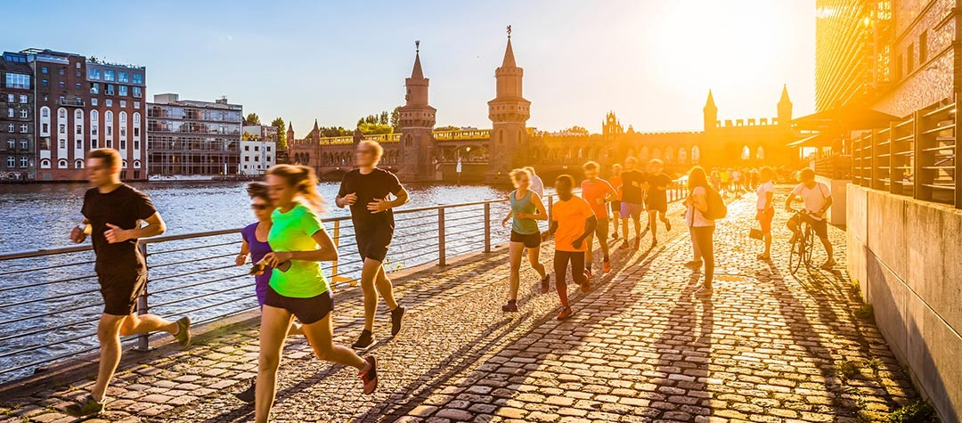 Tips For Running A Race In The Heat