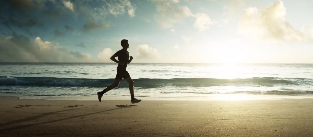 Running Training On Vacation