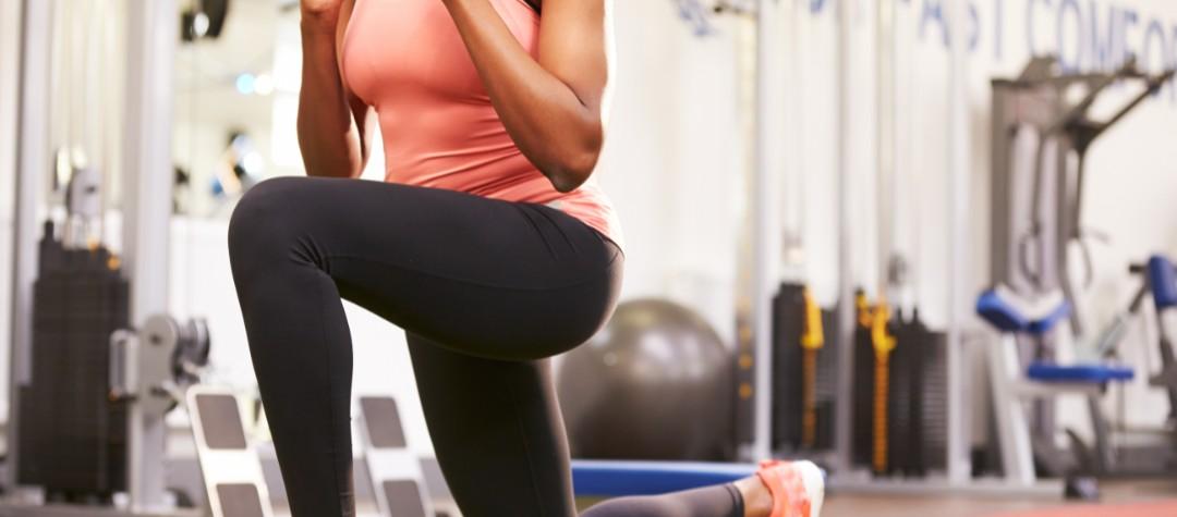 The Best Bum Workout