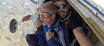 Skydiving Lessons And Training