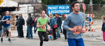 Running Your First 5k Event