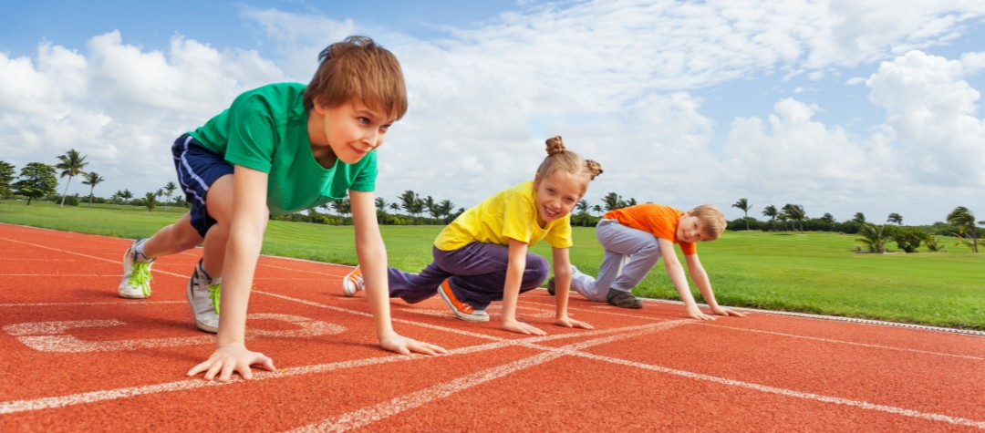 Is Running Good For Kids?