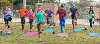 Is An Outdoor Fitness Class For You?