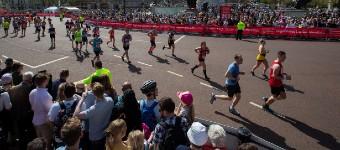 The Spectator's Marathon Running Pace Guide