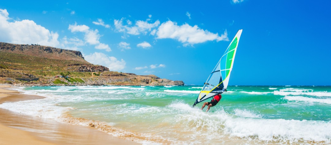 Top 10 Best Places In The World To Learn Windsurfing