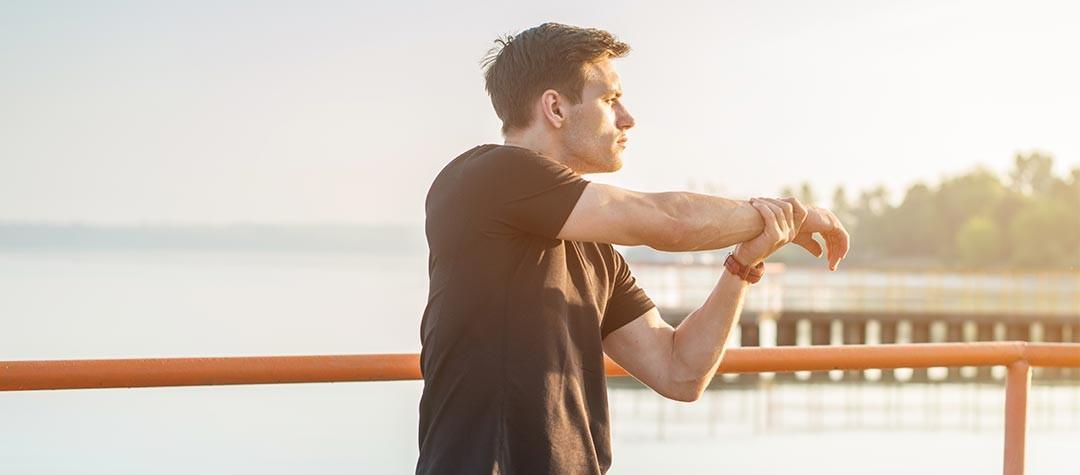 Upper Body Flexibility Exercises For Runners