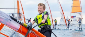 Getting Started In Windsurfing Instruction