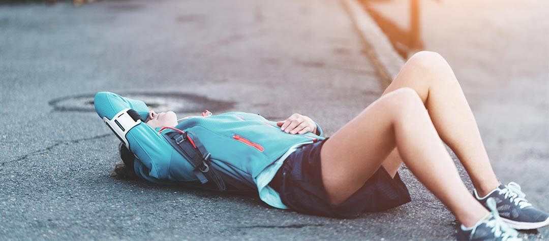 To Train Or Not? What To Do When Illness Strikes