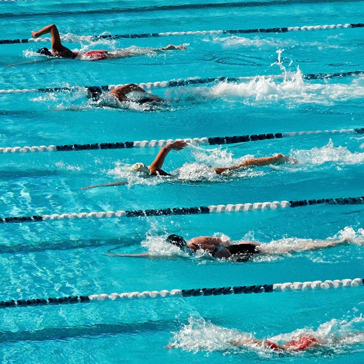 Pool Swimming Training & Events