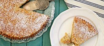Energising Almond Tarta Di Santiago Recipe