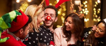 Top 10 Healthy Ways To Survive The Office Christmas Party