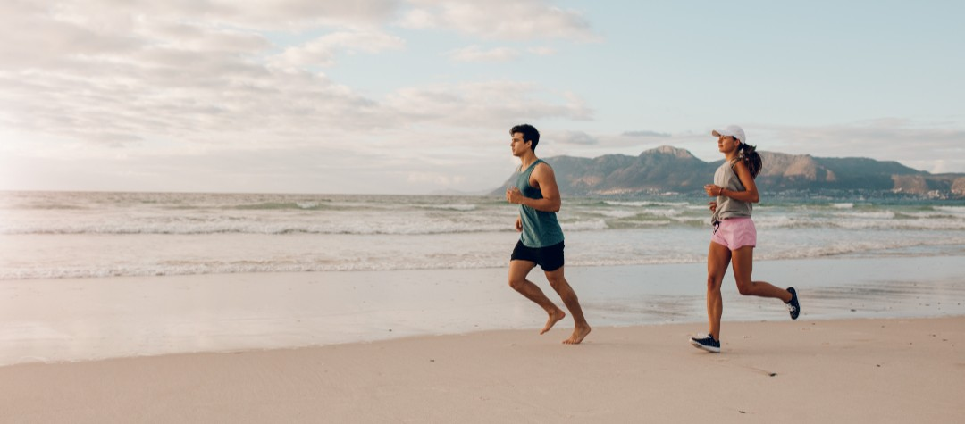 Tips For Beach Running