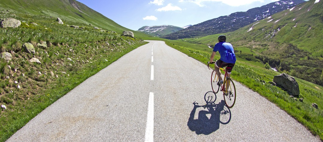 Tapering For A Long Distance Cycle Event