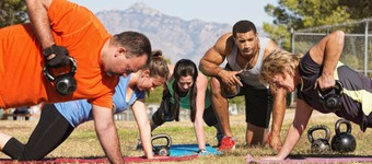 What Is Boot Camp Fitness?