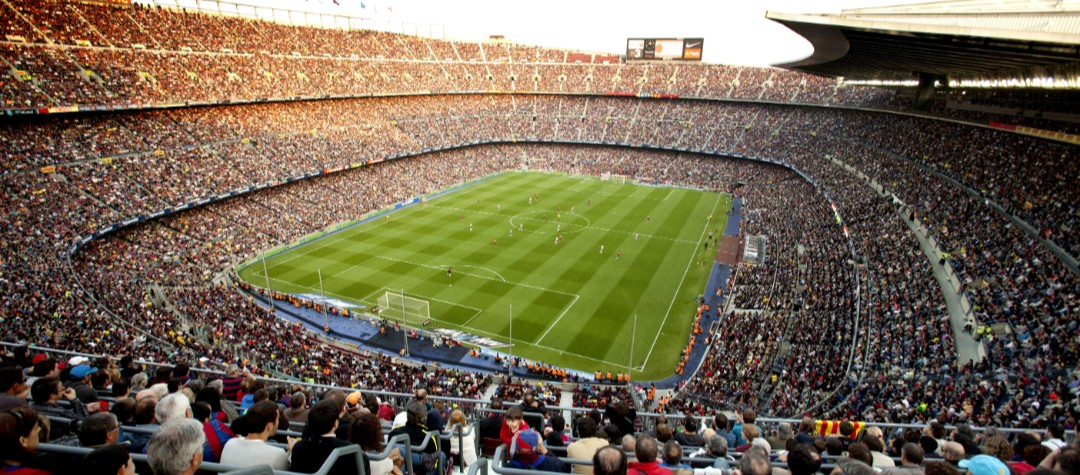 Top 10 Sporting Venues Around The World
