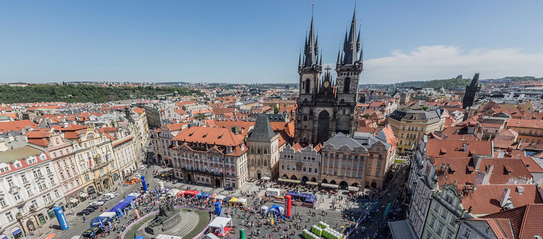 5 New Year's Resolutions to inspire you to run the Prague Marathon