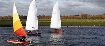 Improving At Your Dinghy Racing