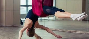 Guide To Zero Gravity Yoga