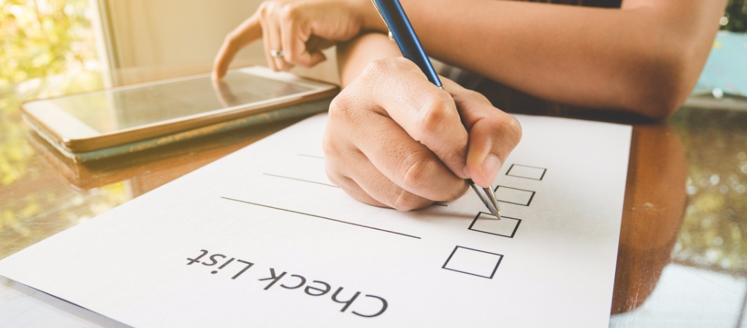 Fundraising Checklist - Are You Doing Everything You Can?